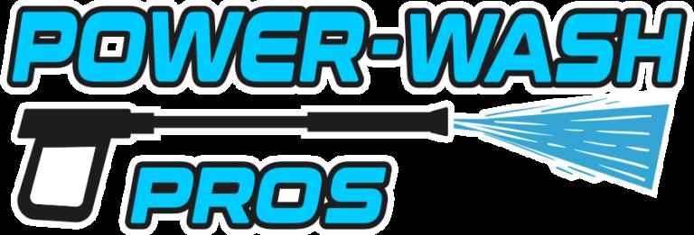 Power-Wash Pros logo